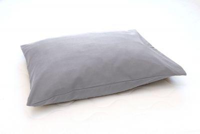 Tyynyliina Plain Grey 50x60