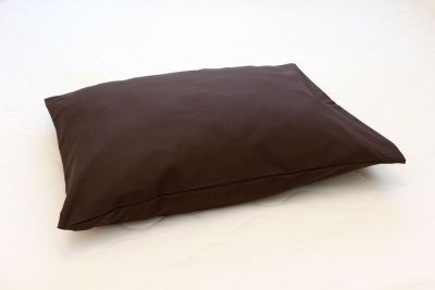 Puuvilla tyynyliina Brown 50x60