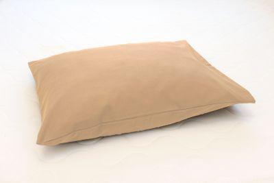 Puuvilla tyynyliina Beige 50x70