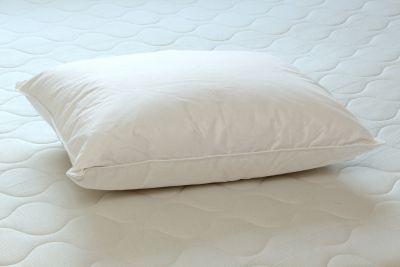 Untuvatyyny 50x60 valkoinen, 70% untuvaa